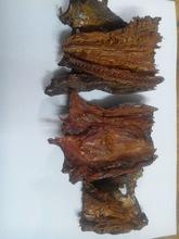 Smoked Dried izard fish