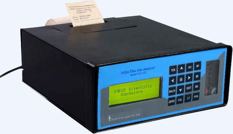 Indus Fuel Gas Analyser