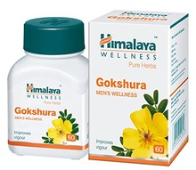 Himalaya Gokshura Men's Wellness Tablets
