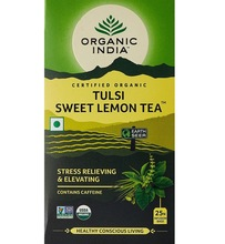 OrganicTulsi Sweet Lemon Tea