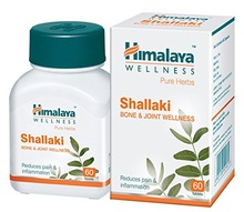 Shallaki Bone and Joint Wellness tablets