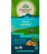 Tulsi Cleanse tea bags