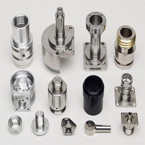 CNC Precision Turned Components 01