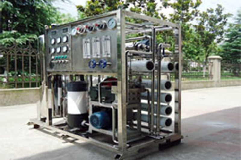 10000 LPH RO Water Treatment Plant