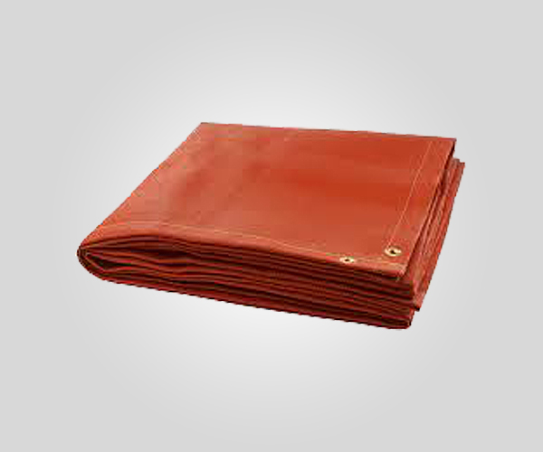 Silicone Fire Blanket