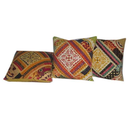 Cotton Cushion Cover 01