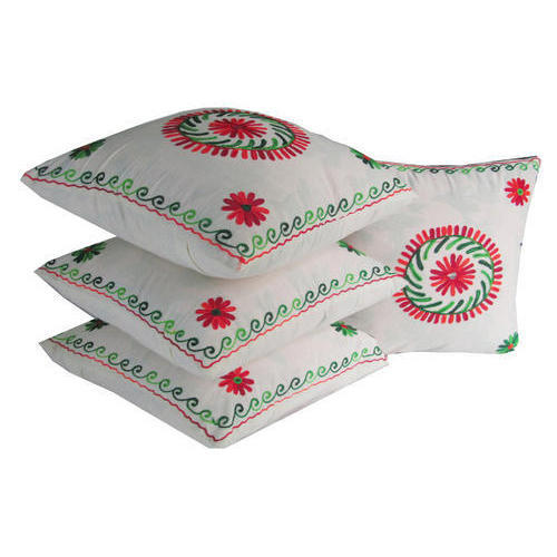 Embroidery Cushion Cover 01