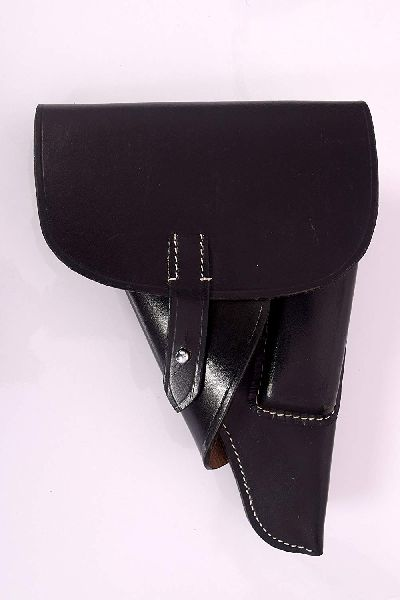 P-38 Softshell Leather Holster 01