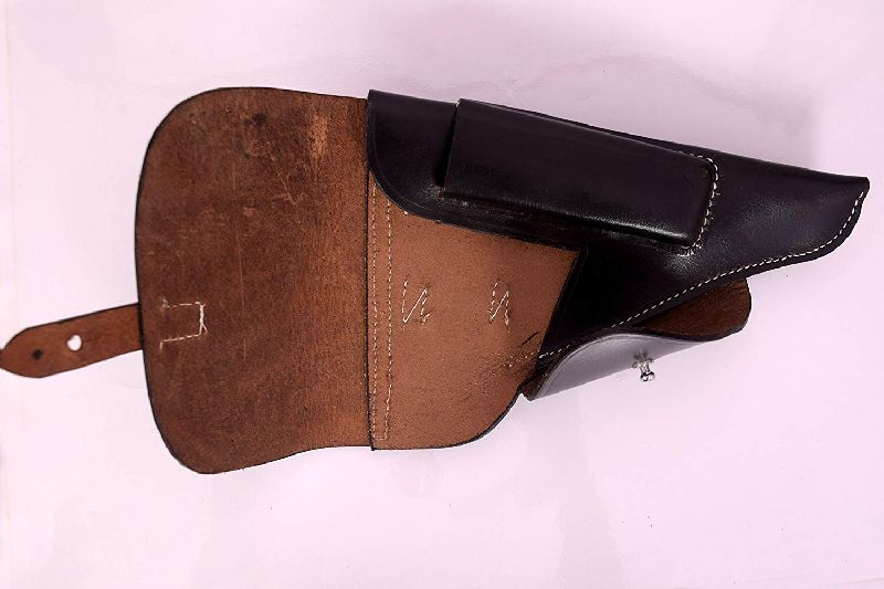 P-38 Softshell Leather Holster 02