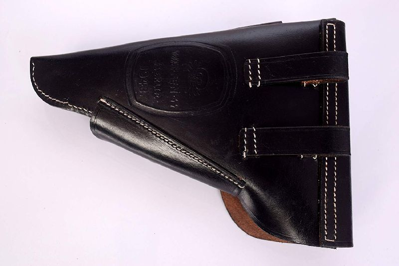 P-38 Softshell Leather Holster 03