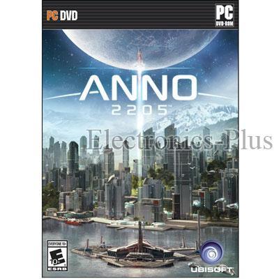 Anno 2205 Video Game