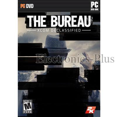 Bureau XCOM Declassified Video Game