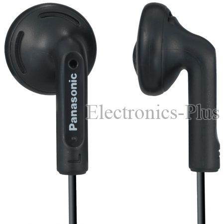 Panasonic RP-HV096-K Earbuds Earphone