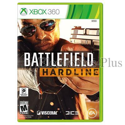 X360 Battlefield Video Game