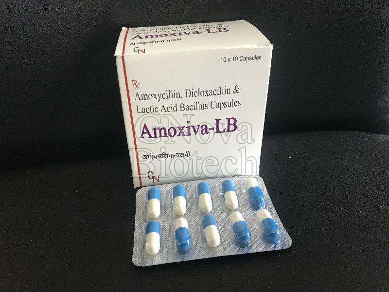 Amoxiva-LB Capsules