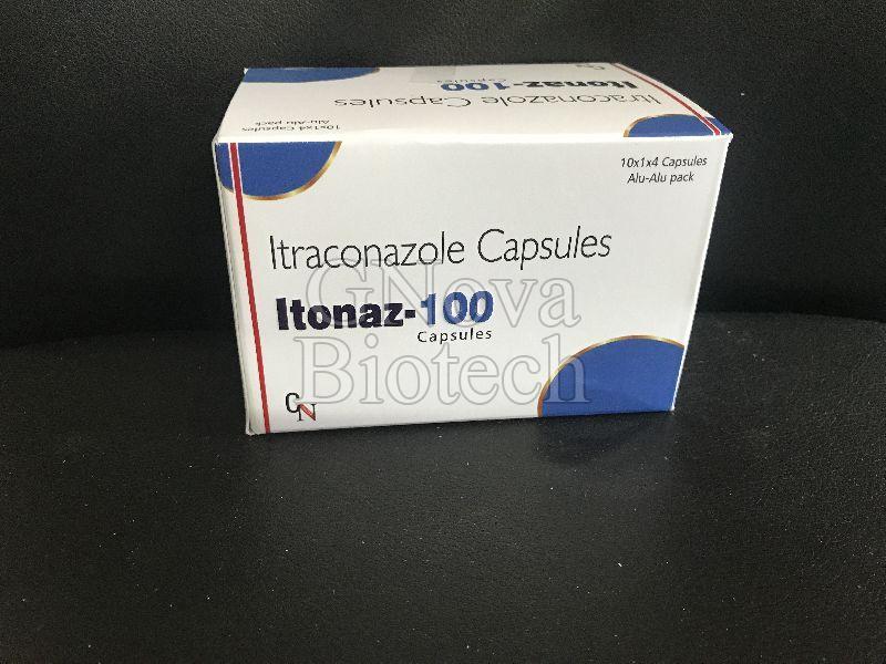 Itonaz-100 Capsules