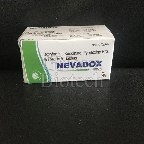 Nevadox Tablets