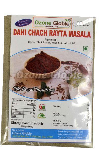 Dahi Chach Rayta Masala