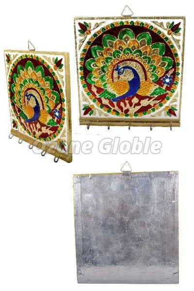 Decorative Wall Key Holder 03