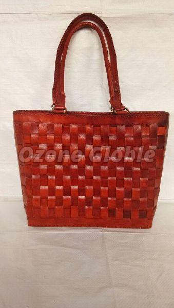 Leather Ladies Purse 03