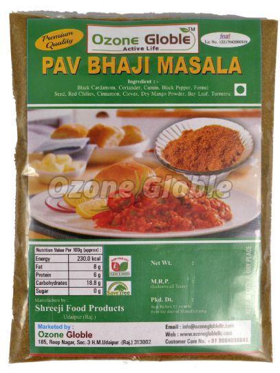 Pav Bhaji Masala 01