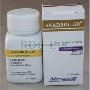 Anadrol-50 Tablets