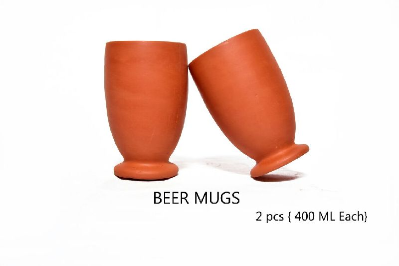 MC RB02 Mud Beer Mugs