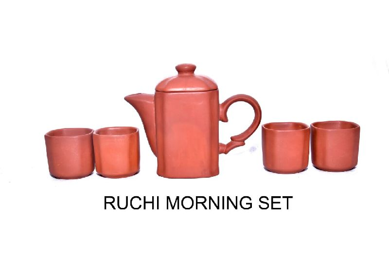MC RB16 Mud Tea Set