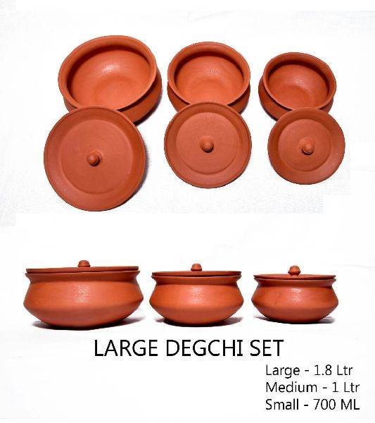 MC RCS41 Mud Degchi Set