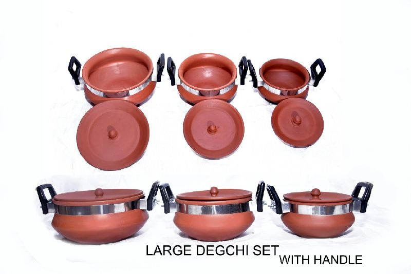 MC RCS61 Mud Degchi Set