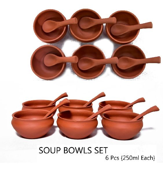 Mud Soup Bowl Set