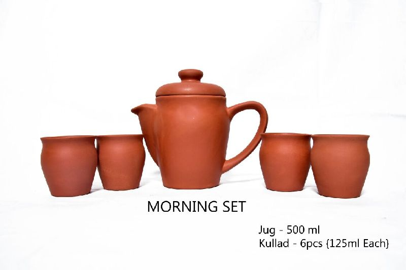 MC RB11 Mud Tea Set