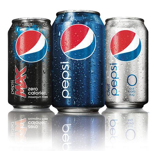 Pepsi Soft Drink