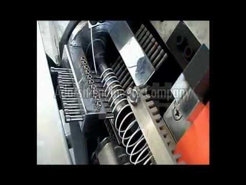 Notebook Spiraling Machine