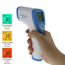 Infrared Thermometer 02