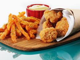 Breaded Chicken Tenders 01