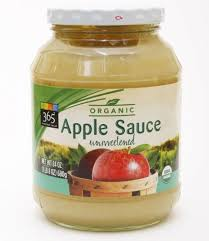 Canned Applesauce 01
