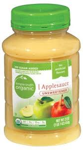 Canned Applesauce 02