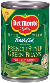 Canned Green Beans