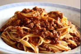 Canned Spaghetti Meat
