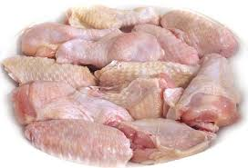Frozen Chicken Miscut Wings