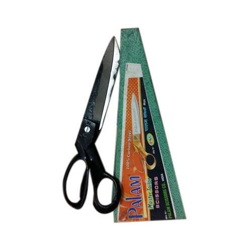 Aluminum Black Handle File Cutting Tailor Scissor
