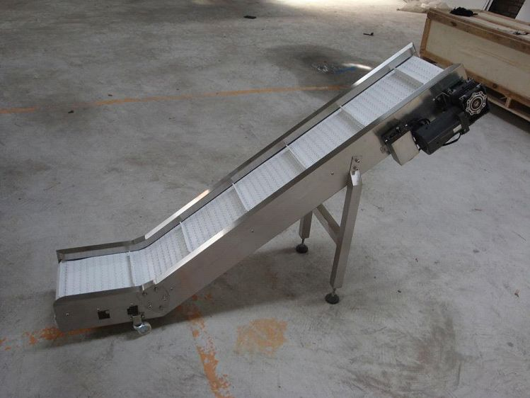 Stainless Steel Packing Conveyor
