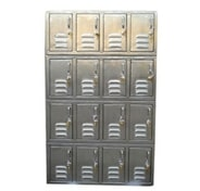 Stainless Steel Pharma Locker