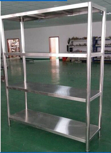 Stainless Steel Pharmaceutical Rack