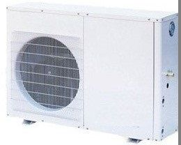 Hot Water Heat Pump 03
