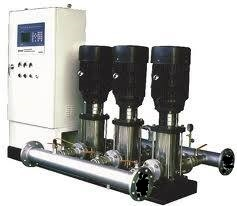 Pressure Boosting Pump 02