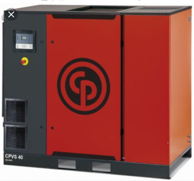 Chicago Pneumatic Air Compressor 01