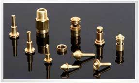 Brass Fluid Power Valve and Assembly Components