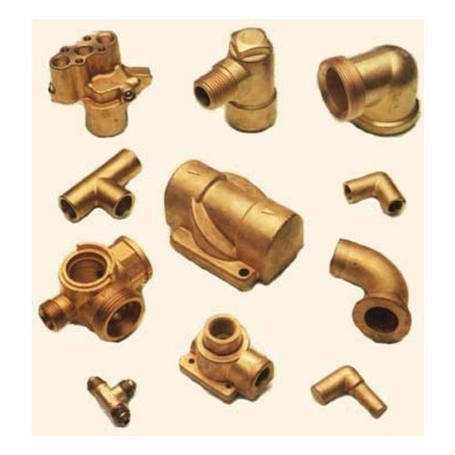 Brass Forged Components